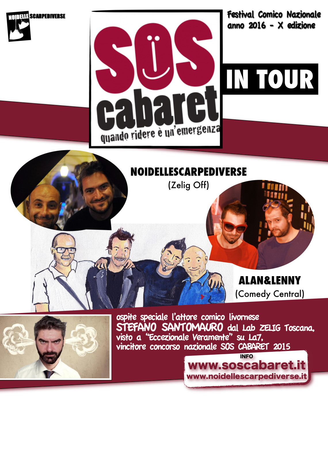 SOS CABARET IN TOUR_ndsd e a&l