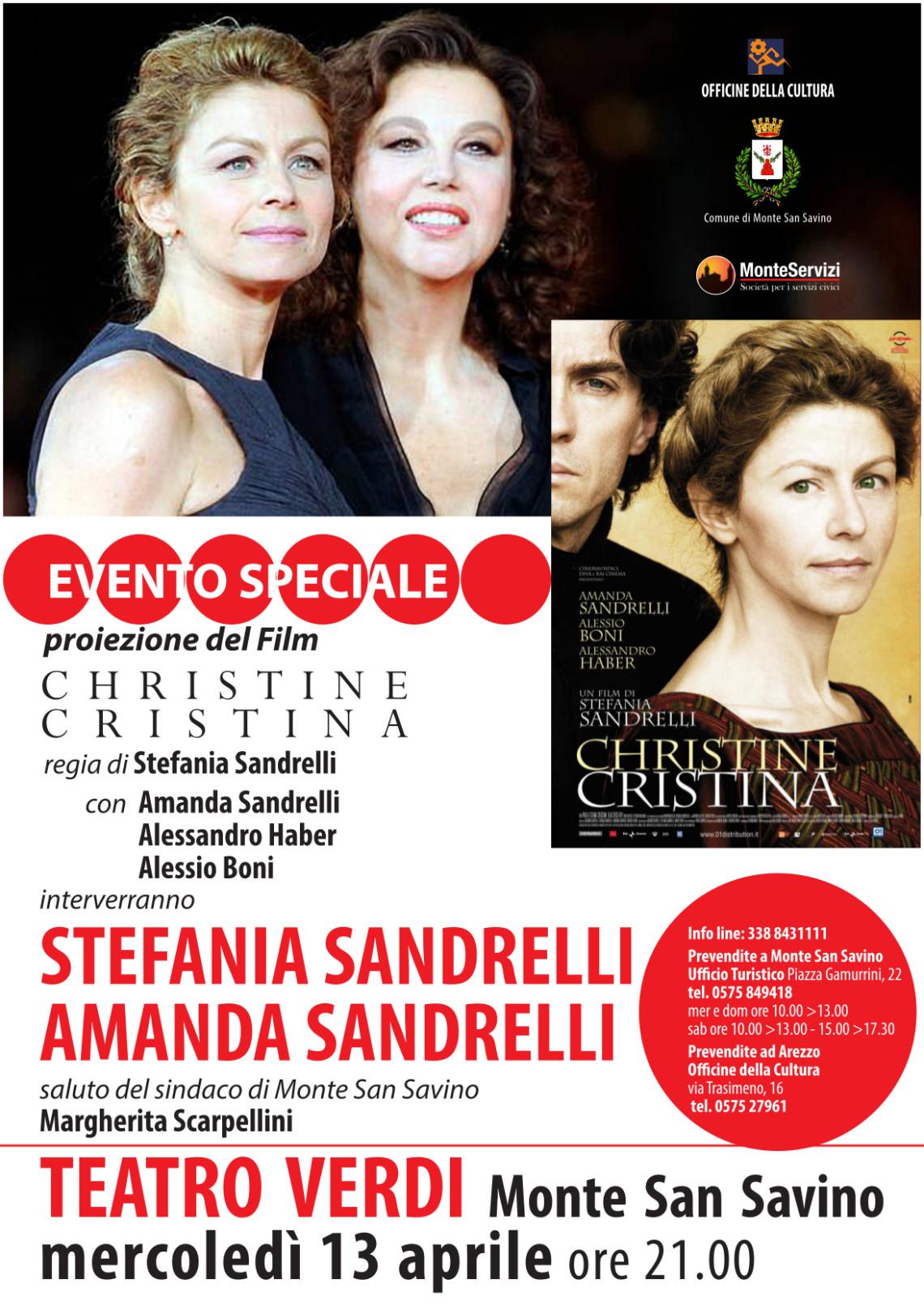LOCANDINA AMANDA+ STEFANIA copia
