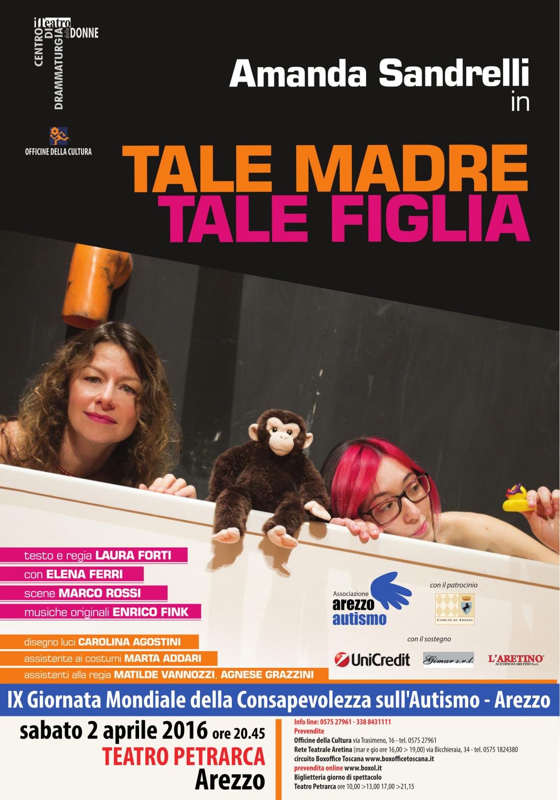 MANIFESTO TALE MADRE TALE FIGLIA_AUTISMO