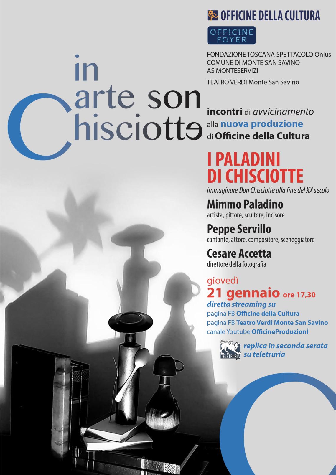 CHISCIOTTE 3